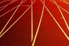 De lijnen van de geruit Schots wollen stofoppervlakte Stock Foto