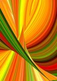 De lijnen van de regenboog Royalty-vrije Stock Foto