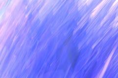 De lijnen van het grasonduidelijke beeld met purples en pinks Royalty-vrije Stock Fotografie