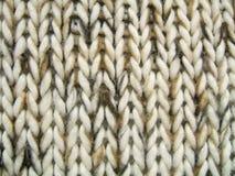 De lijnenpatroon van de wol Royalty-vrije Stock Foto