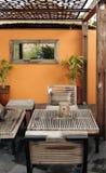 De Lijst van de tuin Royalty-vrije Stock Afbeeldingen