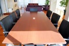 De lijst van de vergadering stock afbeelding
