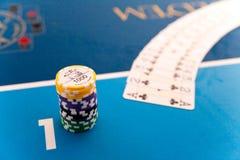 De lijst van het casino Royalty-vrije Stock Afbeeldingen