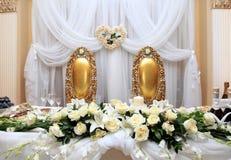 De lijst van het huwelijk Stock Foto