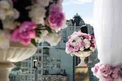 De lijst van het huwelijk Royalty-vrije Stock Foto