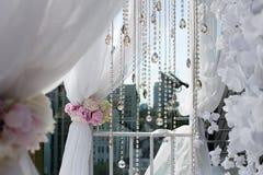 De lijst van het huwelijk Stock Afbeeldingen