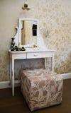 De lijst van het toilet Royalty-vrije Stock Foto's