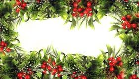 De lijst van Kerstmis Royalty-vrije Stock Foto's