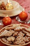 De lijst van Kerstmis het plaatsen stock afbeelding