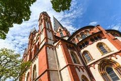 De 0346-17 Limbourg, Γερμανία, καθεδρικός ναός Στοκ εικόνα με δικαίωμα ελεύθερης χρήσης