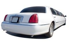 De limousine van het huwelijk Royalty-vrije Stock Foto