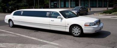 De limousine van Lincoln Stock Foto's
