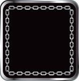 De link van de ketting frame Vector Illustratie