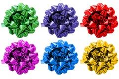 De linten van de gift Stock Afbeelding