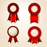 De linten van de prijs Royalty-vrije Stock Foto's