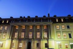 De Liszt-Universiteit van Muziek Stock Afbeelding