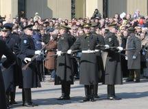 De Litouwse dag van de Onafhankelijkheid Royalty-vrije Stock Foto's