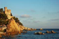 de lloret mar Испания Стоковая Фотография RF