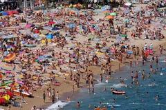 de Lloret Mar Zdjęcie Stock