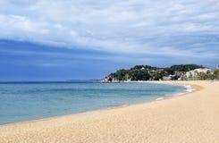 de Lloret Mar Spain obrazy stock