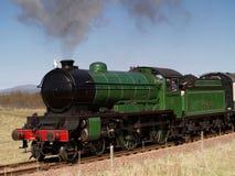 De Locomotief van de stoom Stock Fotografie