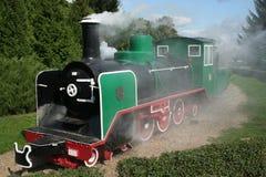 De Locomotief van de stoom Royalty-vrije Stock Foto's