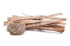 De logboeken van brandhout Royalty-vrije Stock Afbeeldingen