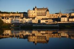De Loire-Vallei in Frankrijk Royalty-vrije Stock Afbeelding
