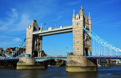De Londen brug Stock Afbeeldingen