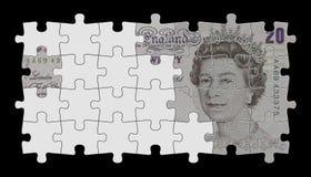De Londen-Engeland-koningin Stock Foto's