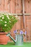 De Loods van de tuin Stock Foto