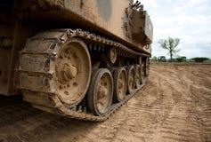 De Loopvlakken van de tank royalty-vrije stock foto