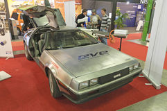 De Lorean DMC-12 Images stock