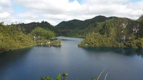 ` 03 de los lagos y de las lagunas del ` Imagen de archivo