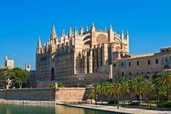 de losu angeles Mallorca palma seu fotografia royalty free