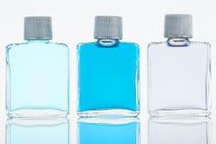De lotionglas van flessenfragance royalty-vrije stock foto's