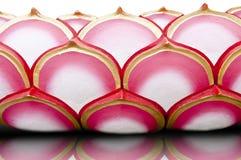 De lotusbloembloemblaadjes van de gipspleister Stock Fotografie