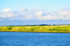 De Louisiana våtmarkerna Fotografering för Bildbyråer