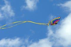 In de lucht en vrij Stock Afbeelding