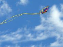 In de lucht en vrijheid Royalty-vrije Stock Foto's