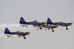De lucht toont 2013 Royalty-vrije Stock Afbeelding
