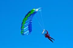 De lucht toont Royalty-vrije Stock Afbeelding