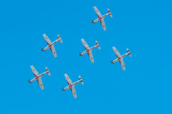 De lucht toont 2013, Radom 30 Augustus 2013 Royalty-vrije Stock Foto