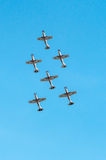 De lucht toont 2013, Radom 30 Augustus 2013 Royalty-vrije Stock Afbeelding