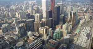 De lucht van Toronto Stock Afbeelding