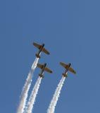 De Lucht van Toronto toont 2012 bij CNE royalty-vrije stock fotografie