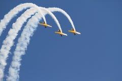 De Lucht van Toronto toont 2012 bij CNE royalty-vrije stock afbeelding