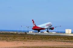 De Luchthaven van Alicante Stock Afbeeldingen