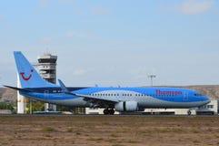 De Luchthaven van Alicante Royalty-vrije Stock Fotografie