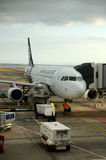 De luchthaven van Auckland Stock Afbeelding